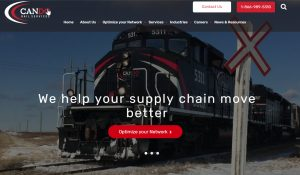 Cando Rail Services, at the heart of the global supply chain